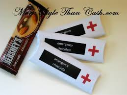 gifts for class reunions emergency chocolate free printable i done this for class