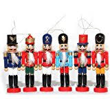 nutcracker ornaments wooden nutcracker ornaments home kitchen
