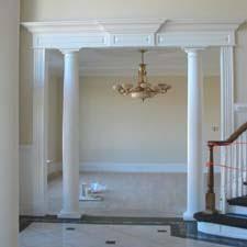 interior columns for homes columns decorative interior