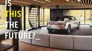 renault symbioz house and autonomous renault symbioz driven is this the car of the future top gear