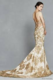 gold wedding dresses faetanini 2017 wedding dresses wedding inspirasi