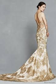 gold wedding dresses faetanini 2017 wedding dresses wedding inspirasi