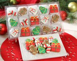christmas cookie gifts christmas cookie gift baskets house cookies