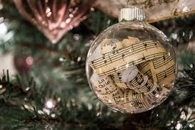 diy musical ornaments simply made