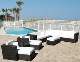 Sectional Patio Furniture Sets Miami Palm Ta Bay Orlando Florida Outdoor Wicker Patio