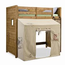 twin loft bed with canopy the bed you and your kids would love to