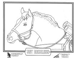 sergeant reckless coloring page