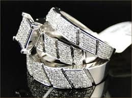 cheap wedding sets for him and stylish and cheap wedding rings sets for him and couples
