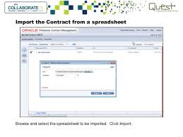 Contract Management Spreadsheet by Unit Contract Tracking In Primavera Contract Management