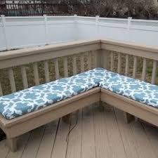 naptime u003d craft time no sew patio furniture cushion re do