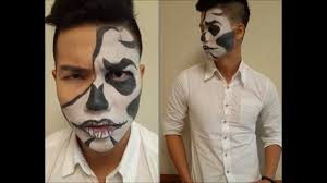 rvfc official halloween makeup male tutorial youtube