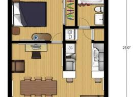 287 best small space floor plans images on pinterest tiny