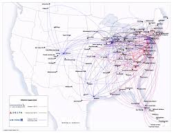 Star Alliance Route Map Airlines Route Map Europe Us Airways World Airline News Best Use