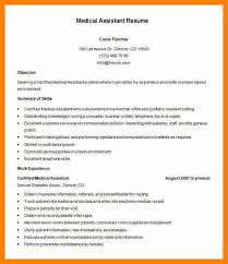 Free Medical Assistant Resume Templates 11 Medical Assistant Resume Templates New Hope Stream Wood