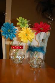 dr seuss themed baby shower table centerpieces these were then