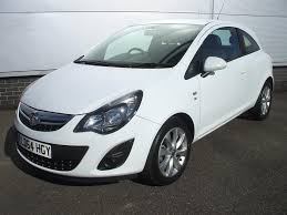 used vauxhall corsa excite 1 2 cars for sale motors co uk