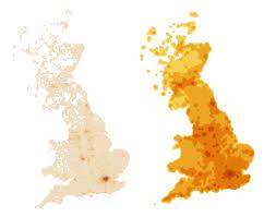 Heat Map In Tableau Mapping Big Data Using Tableau Alteryx U2026 Part 2 U2013 Heat Maps
