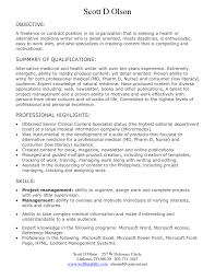 cover letter template for i need a good objective my resume