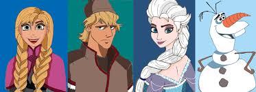 characters disney u0027s frozen creepyland deviantart