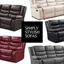 Leather Recliner Sofa 3 2 Belfast Lazyboy Leather Recliner Sofa 3 2 Seater Armchair 1