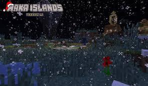 waka islands christmas map for minecraft 1 7 2 1 7 10 1 8