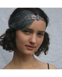 flapper headband christmas savings on gray 1920s headband great gatsby headpiece