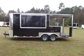 metal car porch colony u0027s 8 5 x20 enclosed porch trailer 758 xtra tuff trailers