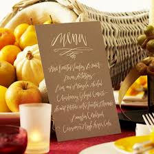 Easy Thanksgiving Table Decorations Easy To Make Place Cards And Napkin Rings For A Thanksgiving Table