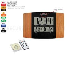 Digital Atomic Desk Clock Secureshot 1080p Hd Atomic Wall Desk Clock Covert Camera Recorder
