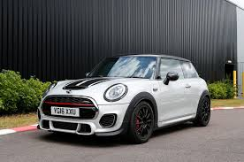 Challenge Works 2016 Mini Cooper Works Challenge Review Review Autocar