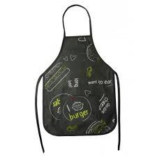 tablier cuisine enfants tablier de cuisine pour enfant modèle burger