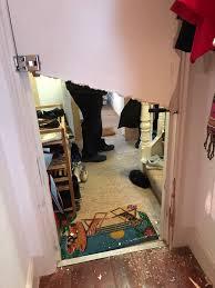 burglars strike at home of councillor setting up neighbourhood