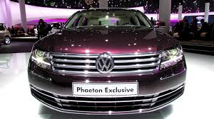 2015 volkswagen phaeton 2014 volkswagen phaeton exclusive exterior and interior