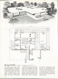 baby nursery atrium house plans eichler the house floor plan