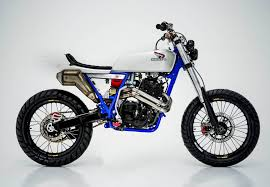 honda cdr bike honda xr600 tracker by herencia custom garage scrambler u0026cafe