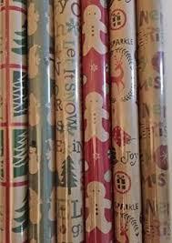 kraft christmas wrapping paper cheap kraft christmas wrapping paper find kraft christmas