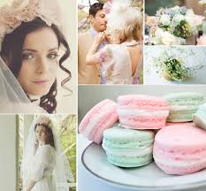 abbey vintage wedding ideas pastels florals