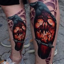 55 artistic raven tattoo designs