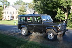 land rover rusty 1984 land rover defender 110 great shape well maintained rust