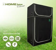 homebox chambre de culture l or vert tente homebox silver homebox