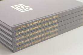 coffee table book illustrated summaries of biblical books by