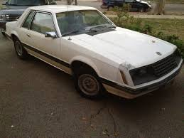 1982 mustang glx 1982 ford mustang glx notchback