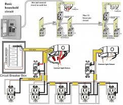 diagrams wiring diagram basic house electrical wiring diagrams