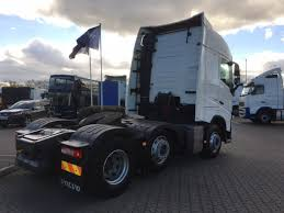 Volvo Fh13 4 6x2 500 Tractor Volvo Used Truck Centres