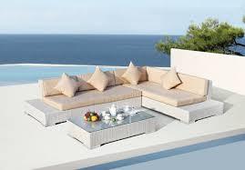 minimalist outdoor sectional sofa luxurious furniture ideas