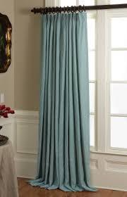 Linen Drapery Panels The Silk Drapery Company Linen U0026amp Cotton Palazzo Linen Aqua