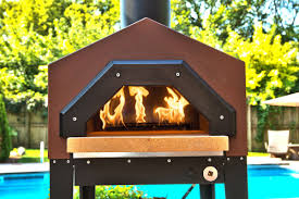 Backyard Grill Chicago by Chicago Brick Oven Americano Gas Stand Pc Tc Americano Gas