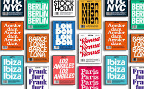 Lost in city guides make it easy to travel like a local travel