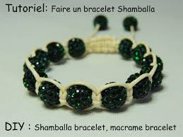 bracelet shamballa diy images Diy shamballa bracelet how to make macrame bracelets jpg