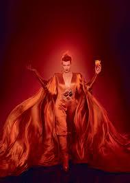 campari art milla jovovich in campari u0027s album red passion pinterest